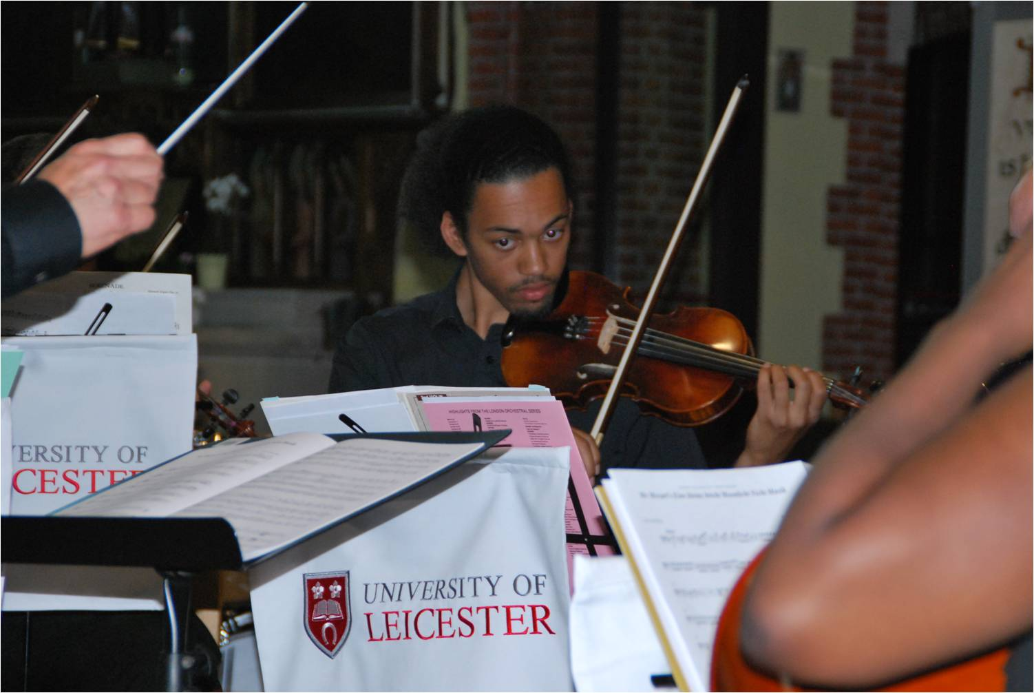 Leicester University Orchestra - orkest